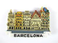 Magnet Barcelona Polyresin,Souvenir Spanien Spain,Neu **