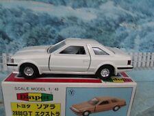 1/40 Diapet (Japan) Toyota soarer 2800 GT extra