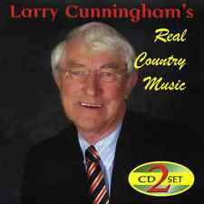 Larry Cunningham - Real Country Music (2012) | NEW & SEALED 2 CD SET