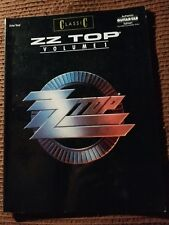 Z Z Top Vol.1 Songbook