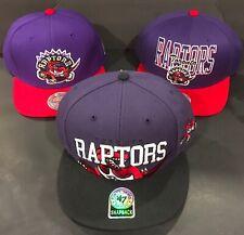 47 Brand and Mitchell&Ness Toronto Raptors SnapBack Hats