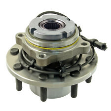 Wheel Bearing and Hub Assembly fits 1999-2004 Ford F-350 Super Duty  PRECISION A