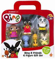 Acamar Films - Bing & Friends 6 Figure Gift Set 18m+