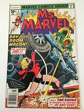 Ms. Marvel 5 Fine + Condition Or Better Vision