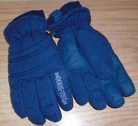 Saranac Vintage Ski Snowboard GORE-TEX Waterproof Insulated Gloves  Men's Medium