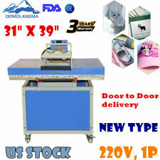 Us 31 X 39 Large Format Heat Transfer Machine Heat Press Machine 220v