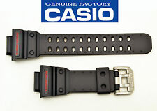 Casio ORIGINAL watch band strap G-Shock BLACK Rubber RESIN GX-56  GXW-56