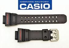 Casio ORIGINAL watch band strap G-Shock BLACK Rubber RESIN GX-56  GXW-56