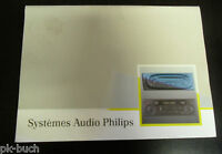 Manual de Instrucciones Autoradio Philips Audi Sistema Para Renault De 1999