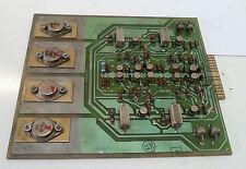 Bridgeport CNC Stepper Circuit Board, # 027015, Used,  WARRANTY