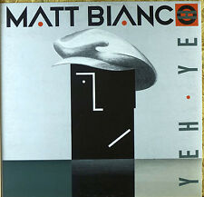 MATT BIANCO - Yeh Yeh - Maxi LP - washed - cleaned - # L 1688