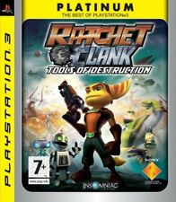 Ratchet and Clank: Tools Of Destruction PS3 *in Good*
