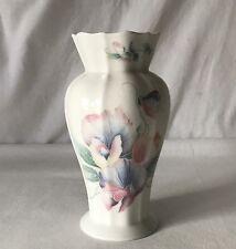 Vintage Aynsley Little Sweetheart Vase Fine Bone China Made in England