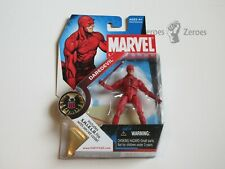 Marvel Universe Series 1 #008 DAREDEVIL Light Red Suit Variant New NIB