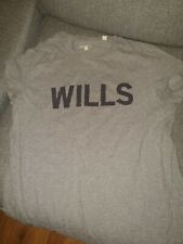 Men's Jack Wills T-shirt Grey Size Medium Good Condition