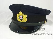 Kaiserliche Marine Schirmmütze für Offiziere WK1 58