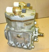 New vintage Mitsubishi air conditioning compressor #6143830, JHG652, NOS Japan