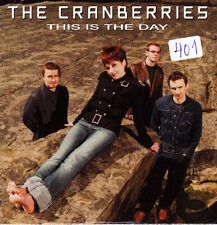 THE CRANBERRIES - THIS IS THE DAY CD SINGLE 1 TRACK PROMO 2002