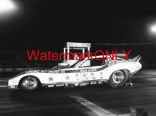 "Bruce ""USA-1"" Larson 1978 Chevy Corvette NITRO Funny Car PHOTO! #(8)"
