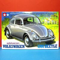 Tamiya 1/24 Volkswagen Beetle 1300 [1966] model car kit #24136