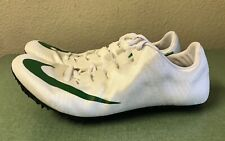 Nike Zoom Superfly Elite Baylor Bears Mens Sz 11.5 Track & Field Spikes Running