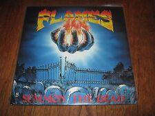"""FLAMES """"Summon the Dead"""" LP  kreator destruction"""