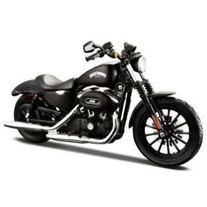 Maisto Harley Davidson 2014 Sportster Iron 883 1:12 scale die cast model