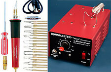 Mastercarver Burnmaster Hawk woodburner Package - burner + pen + tips