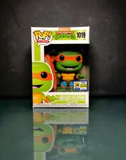 Michelangelo With Surfboard Funko Pop SDCC 2020 #1019 (WITH OFFICIAL STICKER!)*