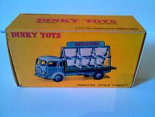 """Boîte copie repro Dinky Toys 33C miroitier simca """" cargo """" ( reproduction box )"""