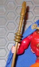 MOTU Vintage Custom He-Man Masters Universe KING RANDOR STAFF WEAPON