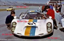 Masten Gregory Porsche 910 Daytona 24 Hours 1969 Photograph 1