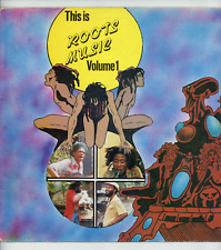 """"""" THIS IS ROOTS MUSIC VOLUME 1."""" various artists. VIRGO STOMACH UK orig L.P."""