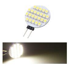 LAMPADINA 24 LED SMD G4 FARETTO luce bianca 12V 6500K lampada faro auto camper