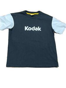 Kodak Size L Short Sleeve T-Shirt Black