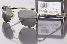 c16f5d080b Randolph Engineering Military Aviator Gray Flash Mirror Sunglasses USN USAF  23k Gold Plated