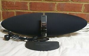 Bowers & Wilkins B&W Zepplin Air - Apple iPod (5P) Speaker Dock w Remote & Stand