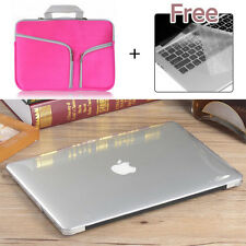 Carry Bag+Matte Hard Case+Keyboard Cover Set for Macbook Pro/Air/Retina 11/13/15