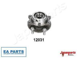 Wheel Hub for INFINITI JAPANPARTS KK-12031 fits Front Axle