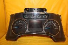 Speedometer Instrument Cluster 2013 Ford F150 FX2/FX4 Dash Gauges 89,850 Miles