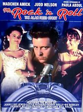 Mr. Rock 'N Roll: The Alan Freed Story MOVIE DVD,NEW!  JERRY LEWIS,BUDDY HOLLY
