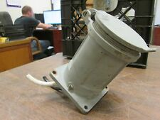 Russellstoll Receptacle 60A 600V 4W Used