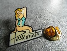 RARE PINS PIN'S - PIN UP - PASSIONATA - LINGERIE - PLAY BOY - FEMME SEXY