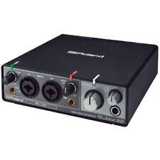 Roland RUBIX22 Guitar Mic USB Audio Interface