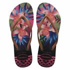 Havaianas Women's Flip Flop Slim Tropical Sandals Many Colors Any Size