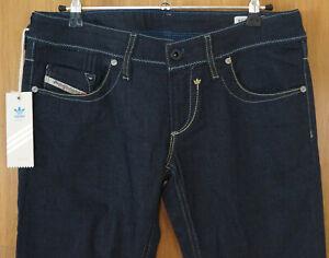 Diesel Adidas Jeans W28 L34 ADI-LOWKY NEU mit Etikett 008AA BLAU