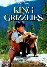 Disney Cree Indian Grizzly Bear Cattle Ranch Movie King of the Grizzlies on DVD