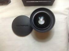 Olympus  .7x Wide Angle Converter Lens with 55 mm to 45.6 mm Adapter