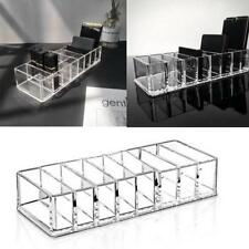 Clear Acrylic Cosmetic Organizer Case Make Up Drawers Holder Jewelry Storage