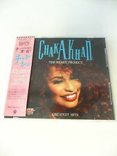Chaka Khan - Remix Project - Greatest Hits (Japan Pressung) CD sehr gut.